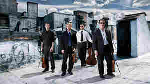 Chamber Music In The Greene Space: The JACK Quartet