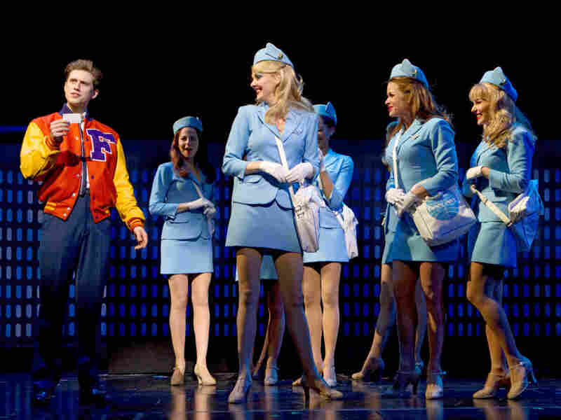 Aaron Tveit stars in the musical adaptation as Frank Abagnale Jr., a real-life counterfeiter and imposter who spent most of the 1960s on the run from the FBI.