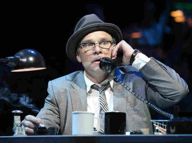 As FBI Agent Carl Hanratty, Norbert Leo Butz plays the foil to Tveit's Abagnale. Since serving jail time for stealing millions, Abagnale has become a consultant for the agency that caught him.