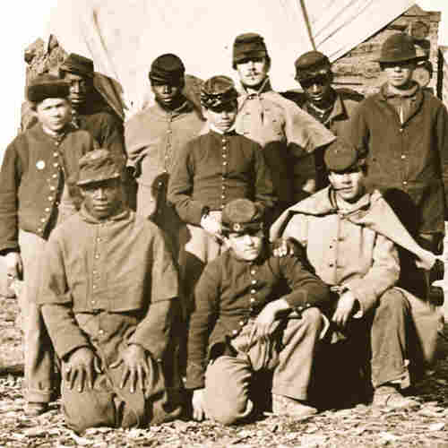 African-Americans And The Civil War