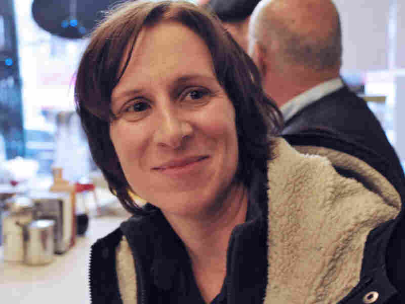 Kelly Reichardt (above) and Michelle Williams previously collaborated on the film Wendy and Lucy.