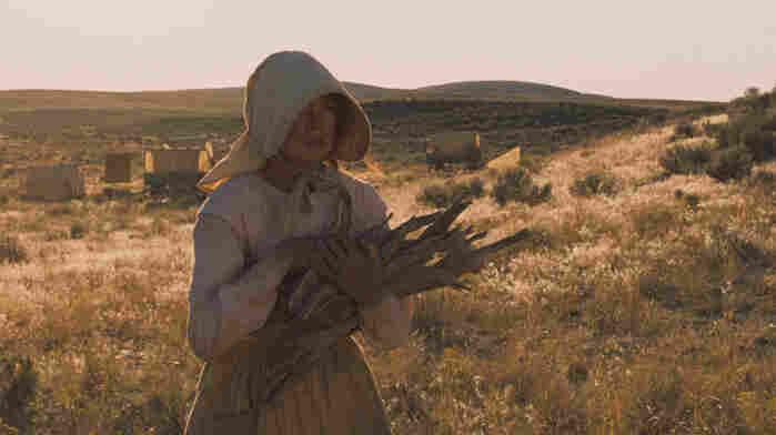 The Good, The Bad, And The Women: Michelle Williams (Blue Valentine, Brokeback Mountain) goes West again as Emily Tetherow, a bold settler with doubts about the guide hired to lead her party over the Cascade Mountains.