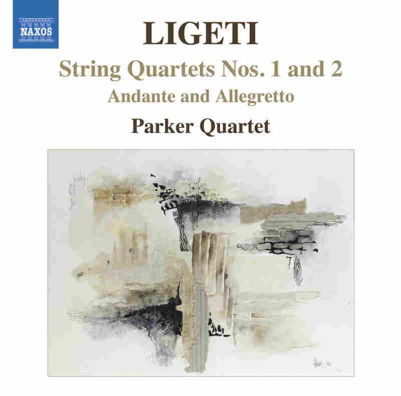 Parker Qt. Ligeti/Naxos