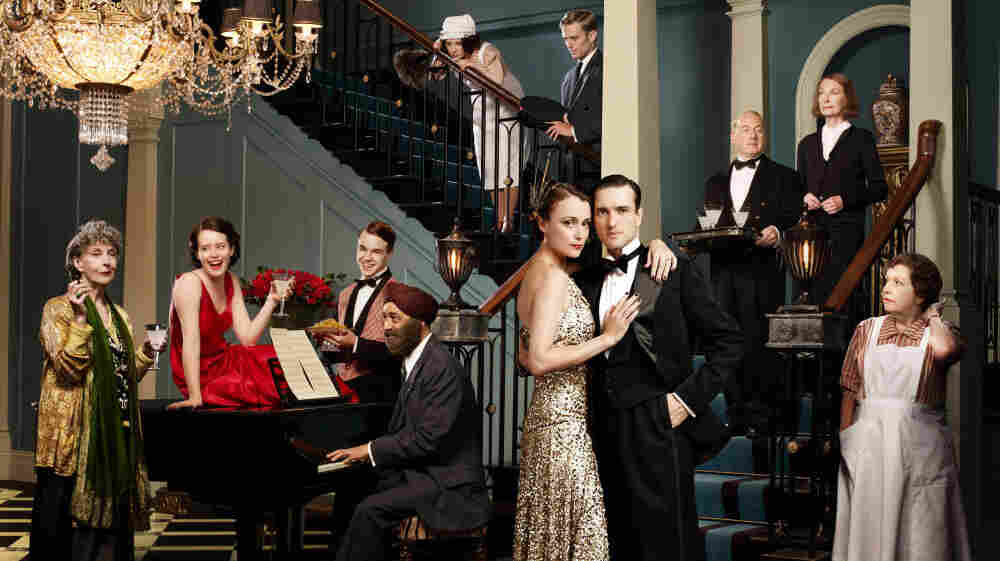 On This Day In History ... : Masterpiece Classic's Upstairs Downstairs sequel picks up six years after the original series left off, with a new family — and a nearly new cast of servants — moving into the house at 165 Eaton   Pl., London.