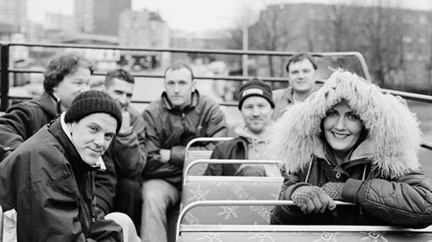 Capercaillie performed on Mountain Stage in 1990.