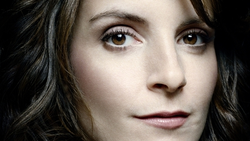 """I was worried about being the mouthpiece for anyone and being politicized personally,"" Tina Fey says about playing Sarah Palin on Saturday Night Live. ""It ended up being a lot of fun, but it did permanently politicize me in a way."" (HGB USA)"