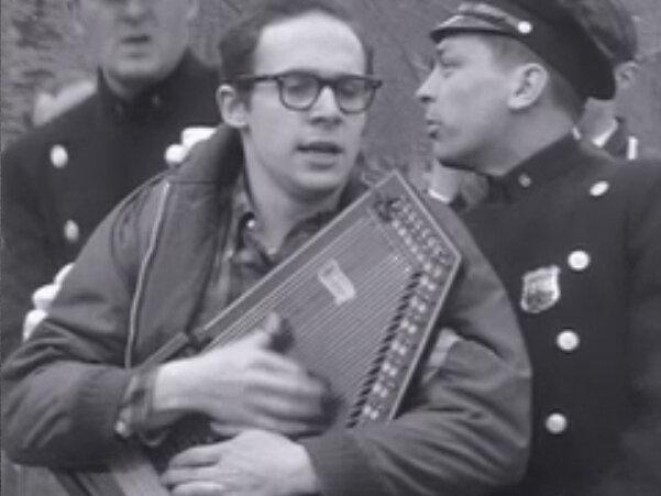 police beatnik