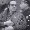 Dan Drasin's 1961 film, Sunday, captured the April 9, 1961, conflict between New York City folk musicians and police that came to be known as the Beatnik Riot.