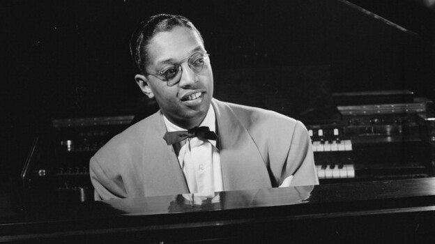 Dr. Billy Taylor. (Library of Congress via Flickr)