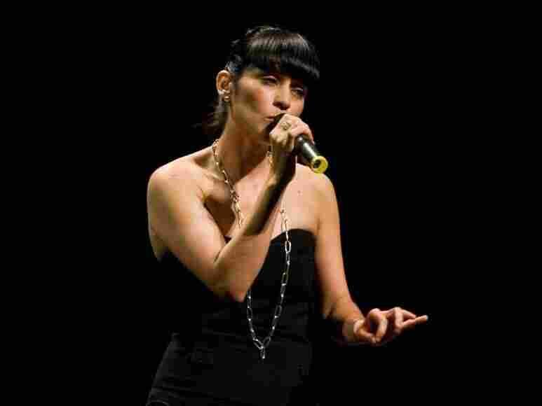 Mexican Singer Julieta Venegas