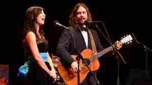 The Civil Wars On Mountain Stage