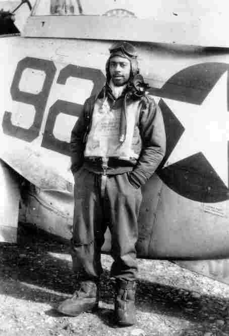 Mann, who flew 48 missions, missed that bombing run in Berlin by a twist of fate: He was grounded because he hadn't had enough downtime between missions. Someone else ended up in his plane, and never made it back.