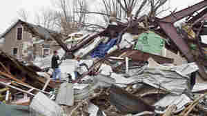 'Somebody Was Looking Out' For People In Iowa Town Crushed By Tornado
