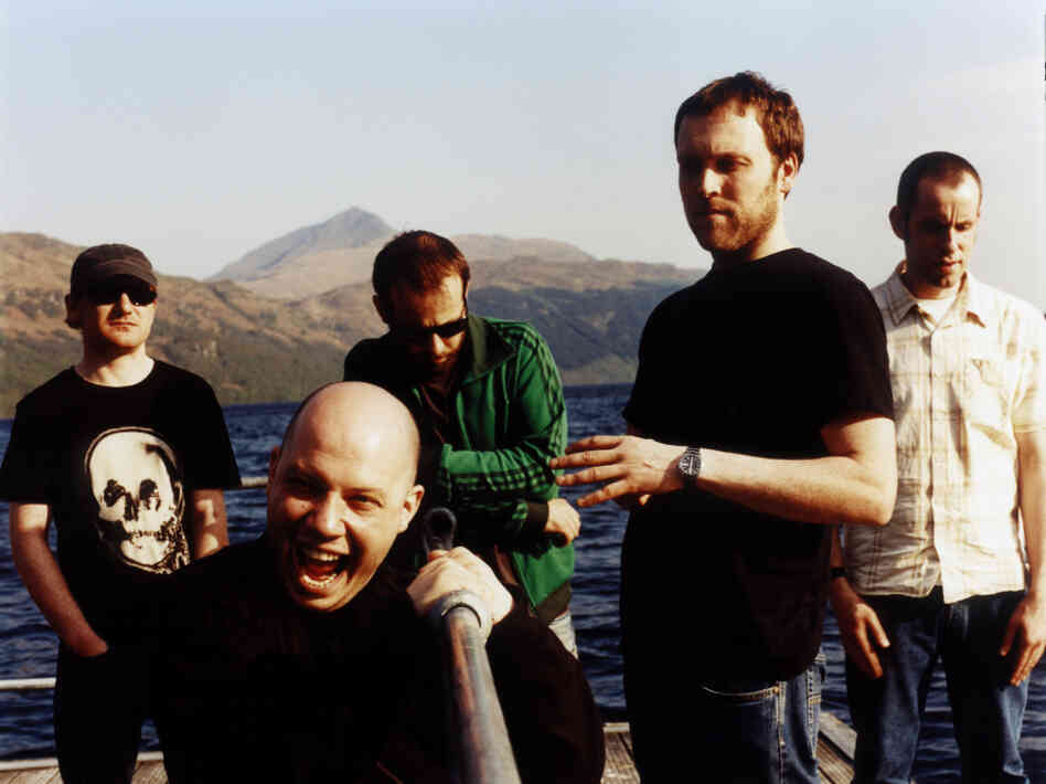 "Mogwai's ""How to Be a Werewolf"" builds into a hypnotic drone of repetitive guitar phrases."