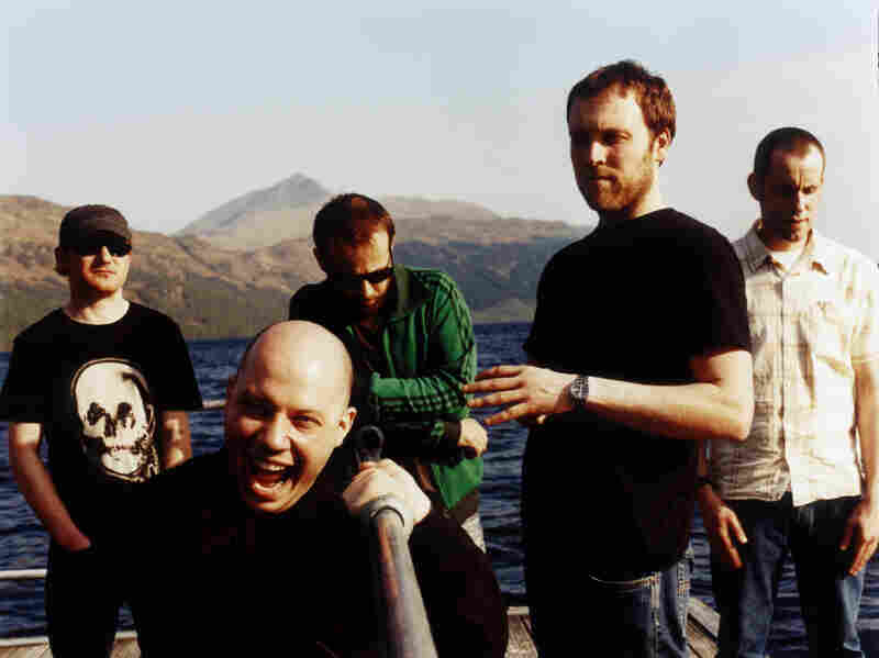 """Mogwai's """"How to Be a Werewolf"""" builds into a hypnotic drone of repetitive guitar phrases."""