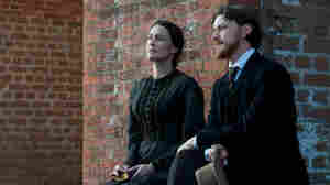 Until proven guilty: Charged with treason and tried by a military tribunal in the Lincoln assassination plot, Confederate sympathizer Mary Surratt (Robin Wright) is defended in court by former Union soldier Frederick Aiken (James McAvoy).