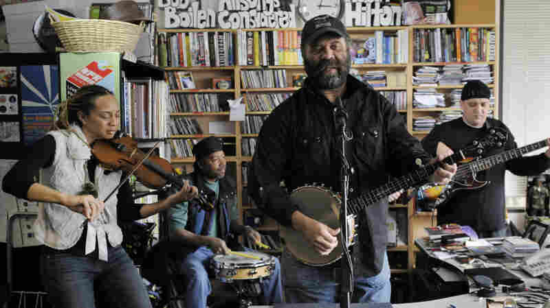 Otis Taylor: Tiny Desk Concert