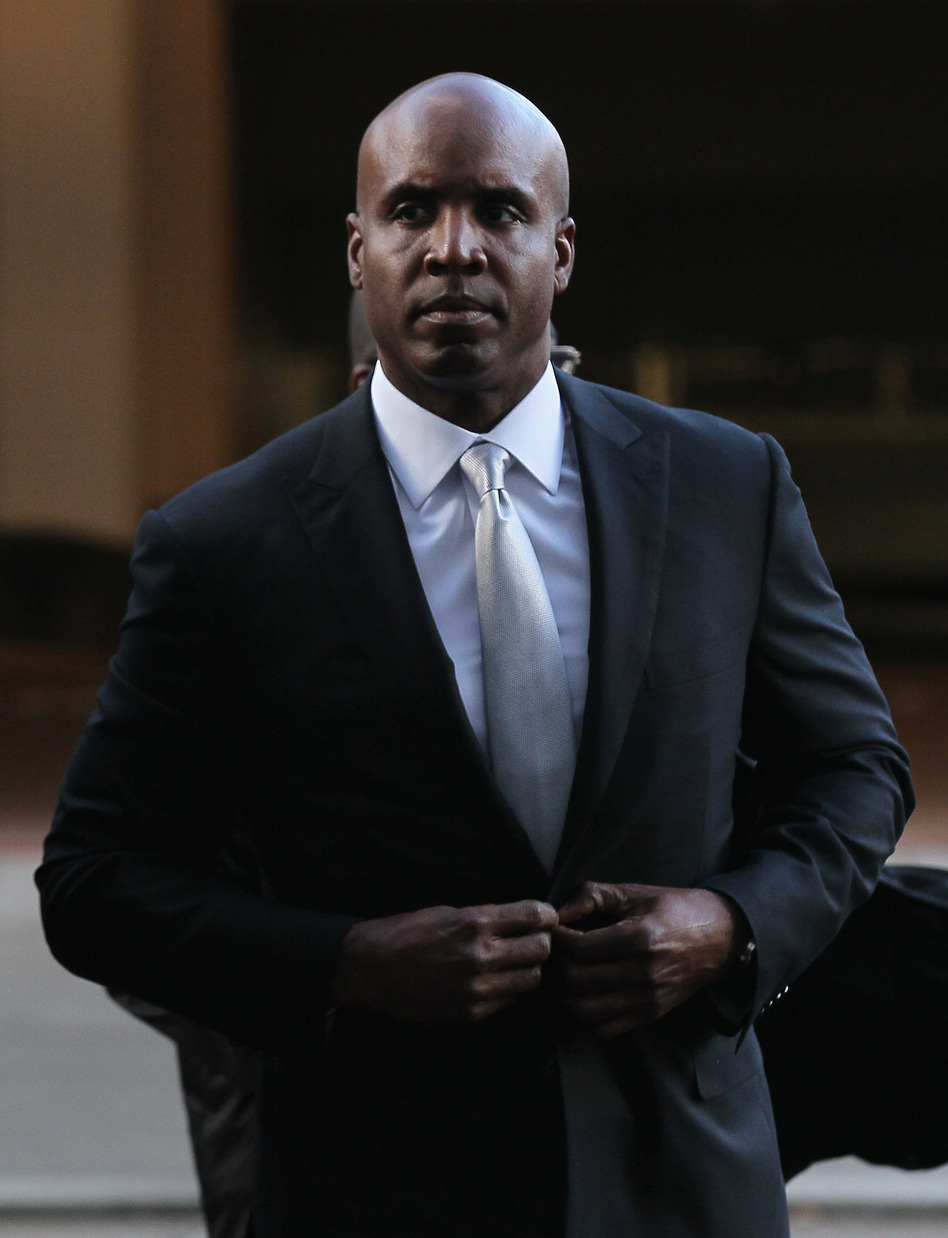 Former Major League Baseball player Barry Bonds. (March 21, 2011 file photo.) (Getty Images)
