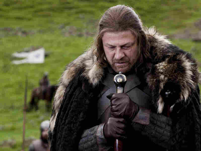 Lord of the Rings star Sean Bean plays Lord Eddard Stark, King Robert Baratheon's right-hand man, in HBO's Game of Thrones.