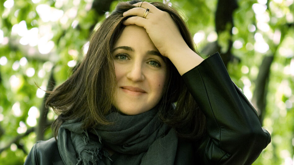 Pianist Simone Dinnerstein has a passion for rhythmically free musical lines. (Courtesy of the artist)