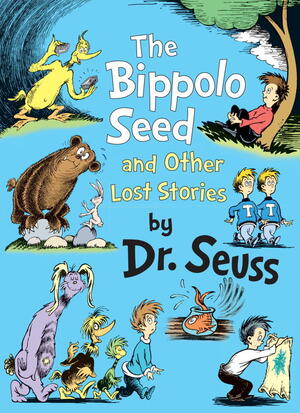 The Bippolo Seed: The Lost Dr. Seuss Stories : NPR - 肥肥 - 肥蝈蝈的博客