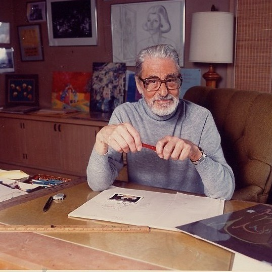 Theodor Seuss Geisel (1904-1991) first began using his pen name after a college dean banned him from drawing cartoons for the school paper. He is the author of The Cat in the Hat, Green Eggs and Ham, How the Grinch Stole Christmas and many other beloved titles.