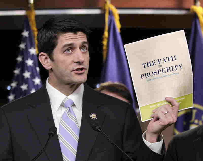 House Budget Committee Chairman Paul Ryan (R-WI).