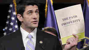 Rep. Ryan Defends GOP Proposals For Medicare, Tax Rate Cuts In NPR Interview