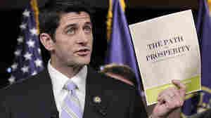 House Budget Committee Chairman Paul Ryan (R-WI).
