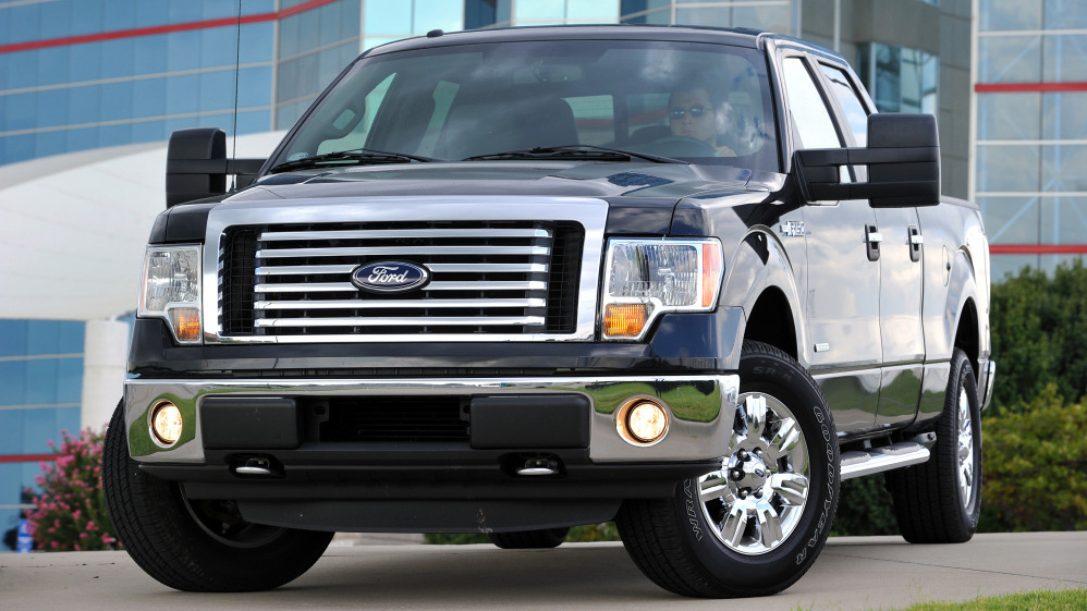 ford expands f 150 truck recall over air bag defects the. Black Bedroom Furniture Sets. Home Design Ideas
