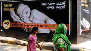 Selective Abortions Blamed For Girl Shortage In  India