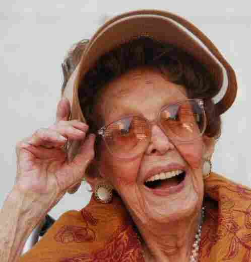 Helen Reichert, 109, is adept at moving on after life throws her a curveball.