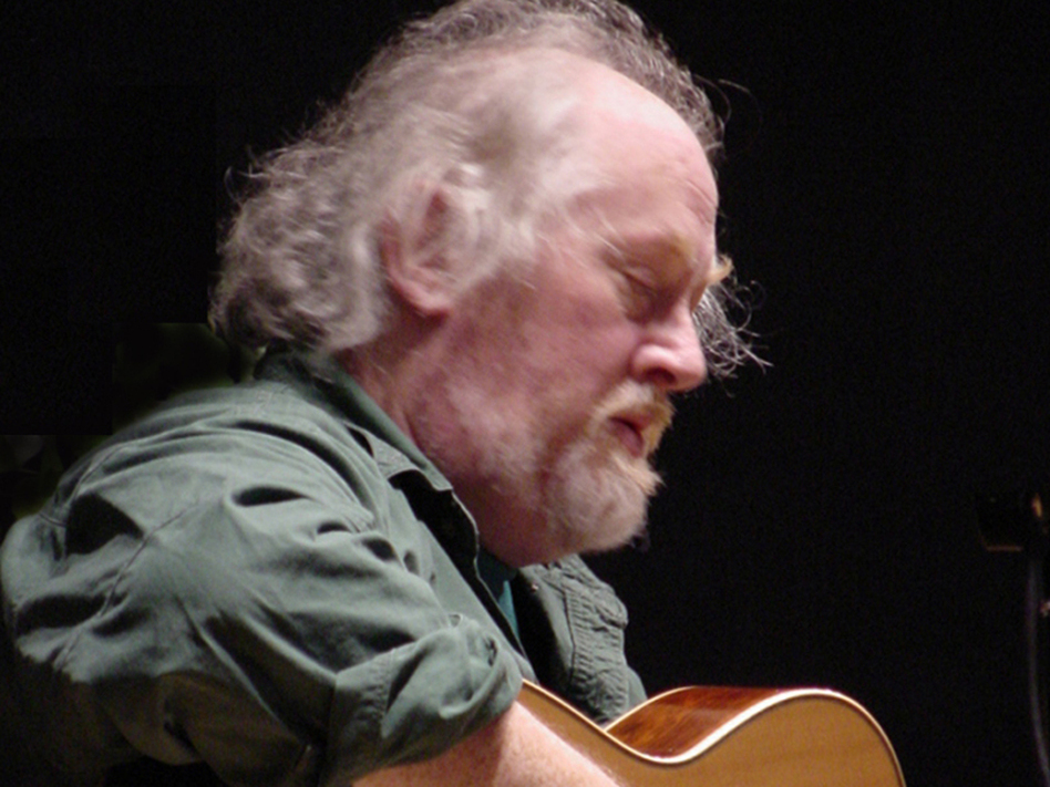 "The great British guitarist John Renbourn returns after a 12-year hiatus with the entrancing ""Palermo Snow."""