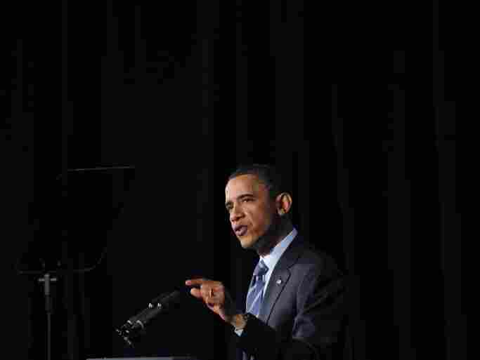 President Obama speaks on Wednesday, unveiling a $4 trillion dollar deficit reduction plan and seeking to define a widely controversial economic debate.