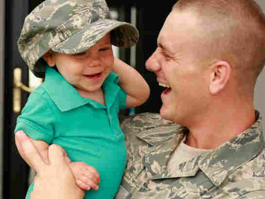 In our second hour, soldiers talk about how the experience of serving in the military changed their lives.