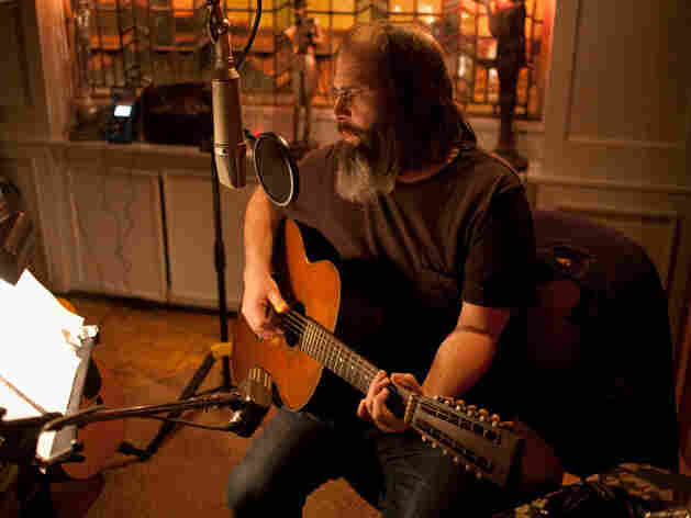 Steve Earle's newest album, I'll Never Get Out of This World Alive, comes out April 26.