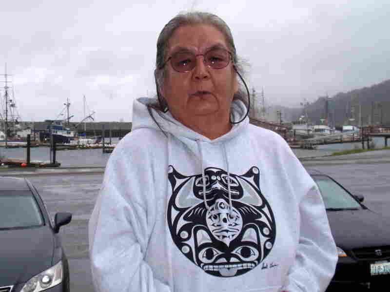 DeAnna Hobson, a Quileute elder, says that she has been warned about a possible tsunami disaster in her dreams.