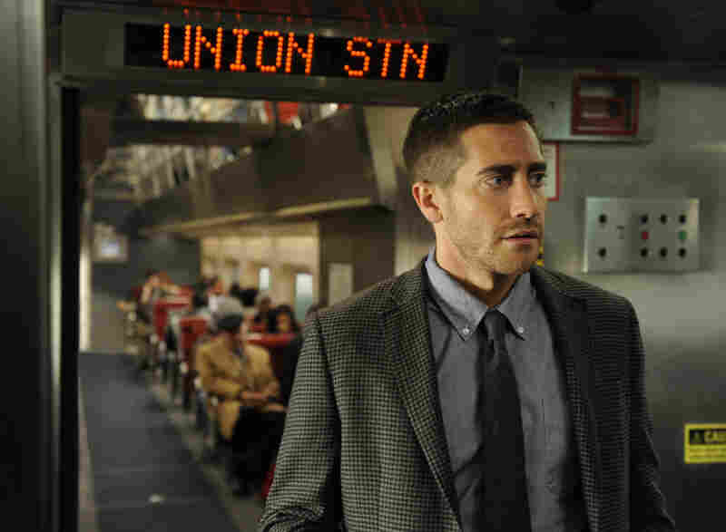 Deja Vu All Over Again: In Source Code, Jake Gyllenhaal plays a military man who must relive the same eight minutes of a train bombing until he gets it right.