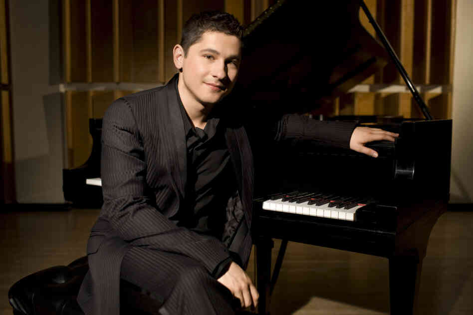 Eldar Djangirov, 24, has already released six albums under his own name.
