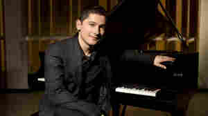 Eldar Djangirov, 24, has already released six albums under his own name.