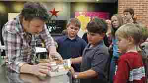 Chef Jamie Oliver takes his reality show Food Revolution to Los Angeles in an effort to revamp lunches in the nation's second-largest school district.