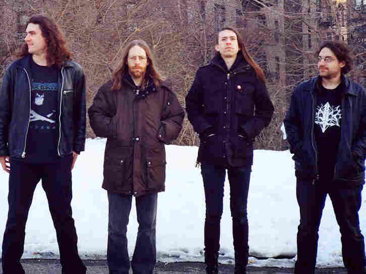 Unrelenting  yet rhapsodic, Krallice's blast-beated epiphanies take black metal to the next step on Diotima.