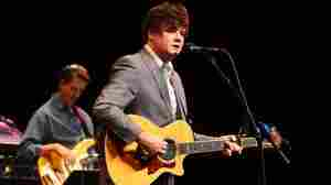 Ron Sexsmith performed on Mountain Stage.