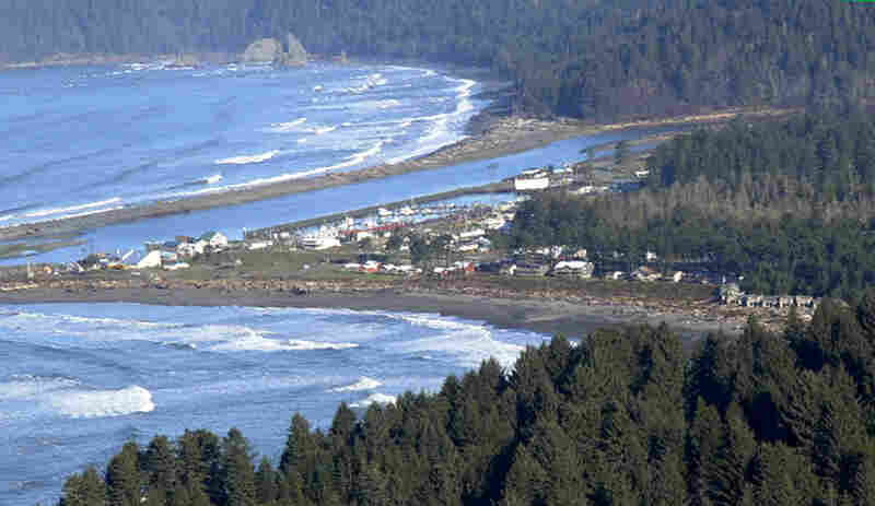 La Push, Wash., is home to the Quileute Tribe, on the Pacific coast.