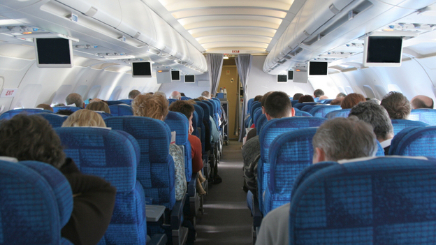 Forget snakes. There could be measles on the plane. (iStockphoto.com)