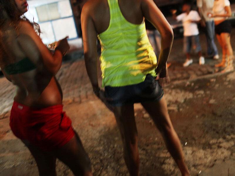 Escort girls in Rio de Janeiro