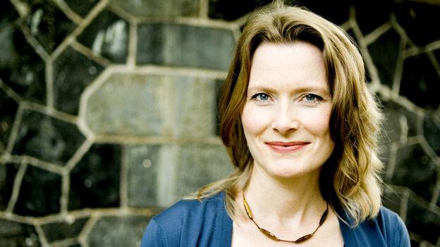 Jennifer Egan, Pulitzer Prize-winning author.
