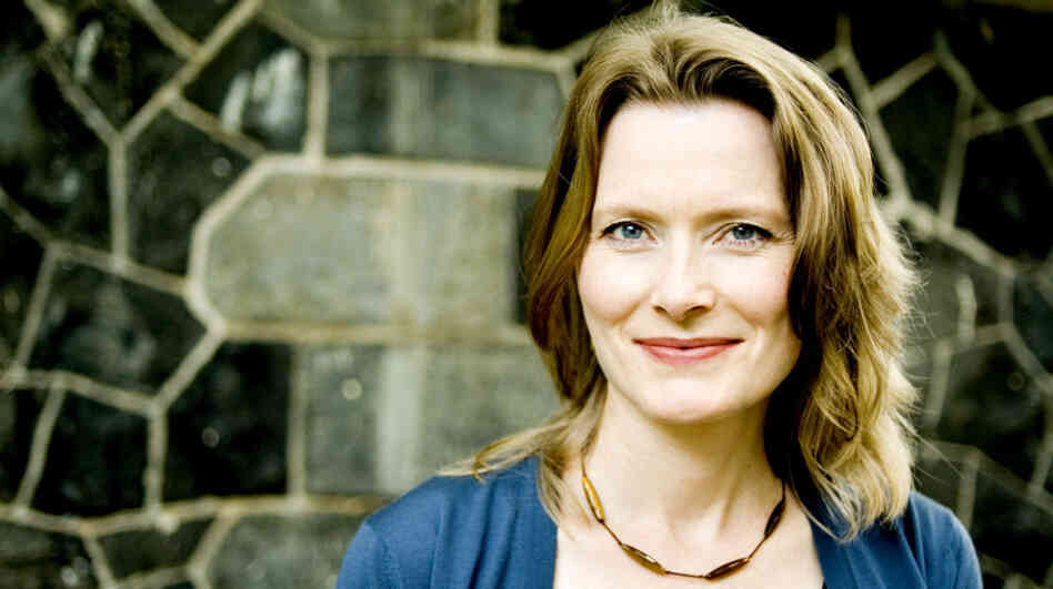 Jennifer Egan, Pulitzer Prize-winning author.