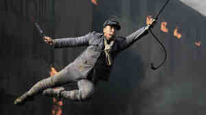 Peter Pandemonium: As Sino-Japanese tensions escalate after World War I, Donnie Yen's Chen Zhen flies (and kicks, and rolls) in the face of many a peril in Legend of the Fist.