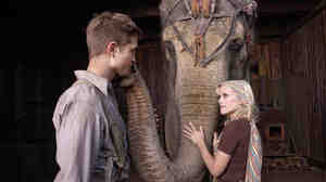 Trainer Wreck: A bereaved circus veterinarian (Robert Pattinson) and a performer (Reese Witherspoon) with an abusive husband are brought closer by their shared affection for an animal colleague in Water for Elephants.